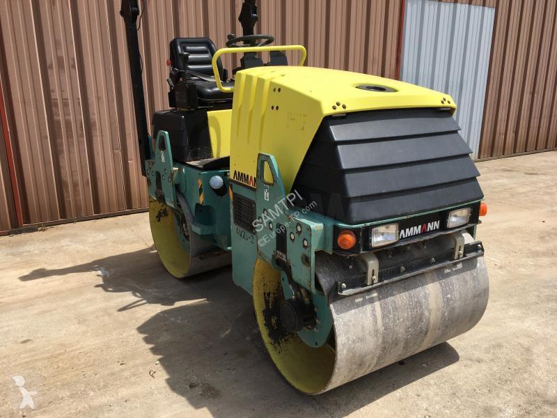 Ammann 23-2 compactor / roller