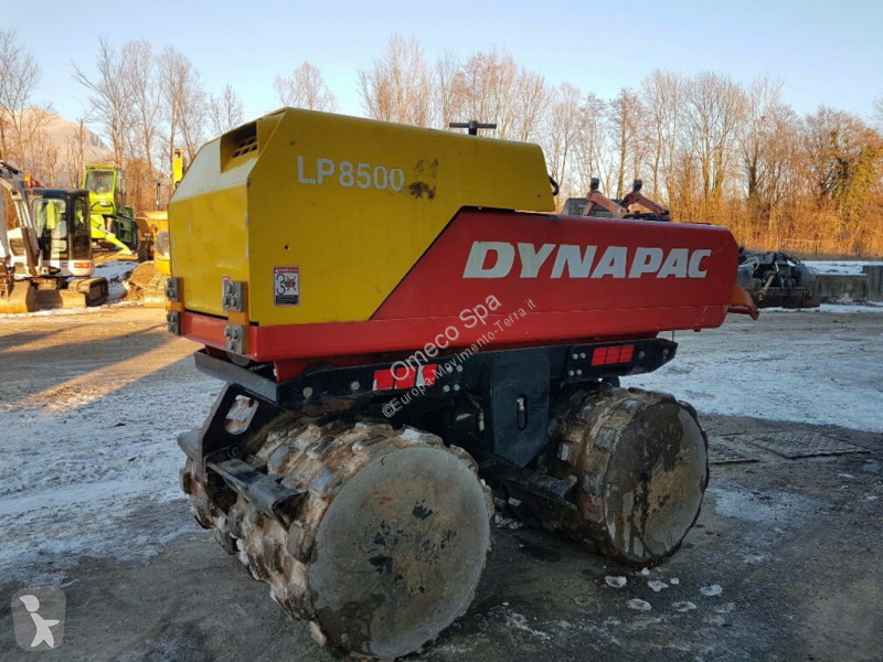 View images Dynapac LP8500 compactor / roller