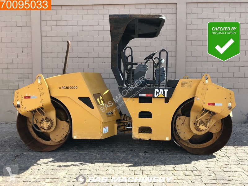 Wals Caterpillar CB534D Good condition - More available - EPA