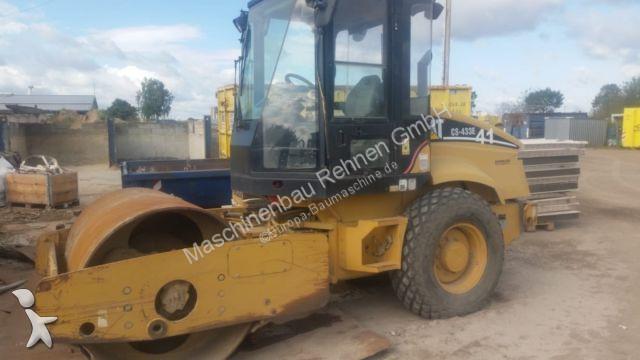 Caterpillar CS 433 E Erdbauwalze / Walzenzug - 6.971 kg compactor / roller