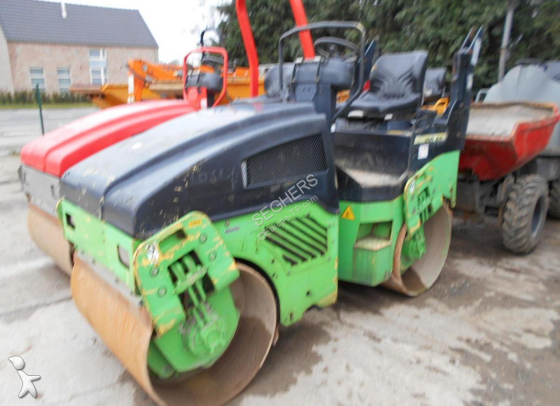 Compacteur Bomag BW100AD-4