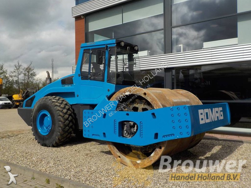Compactor Bomag