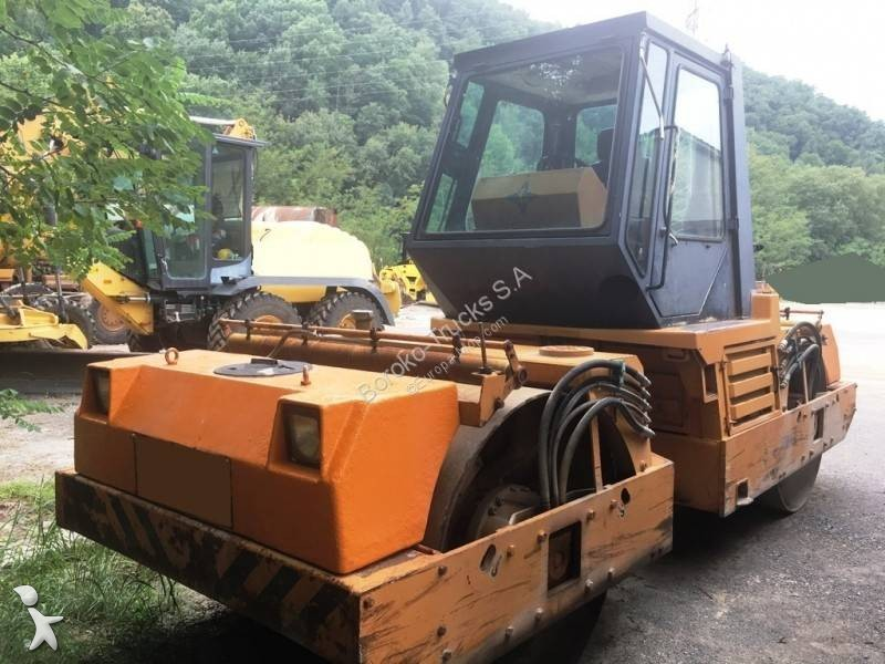 Lebrero  compactor / roller