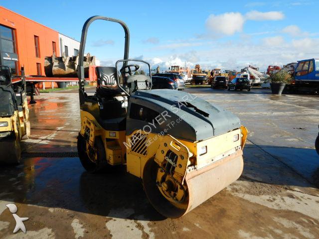 Compacteur Hamm BW 120 AD-4