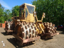 Caterpillar sheep-foot roller