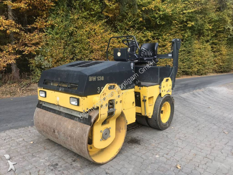 Compactor Bomag BW 138 AC