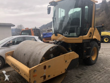 Volvo single drum compactor