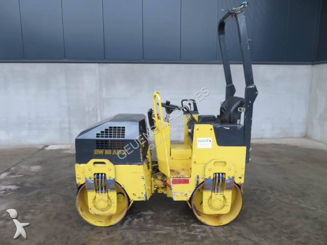 Compacteur Bomag BW 80 AD-2