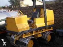 Rammax sheep-foot roller