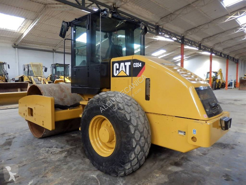 Compactor Caterpillar CS 54