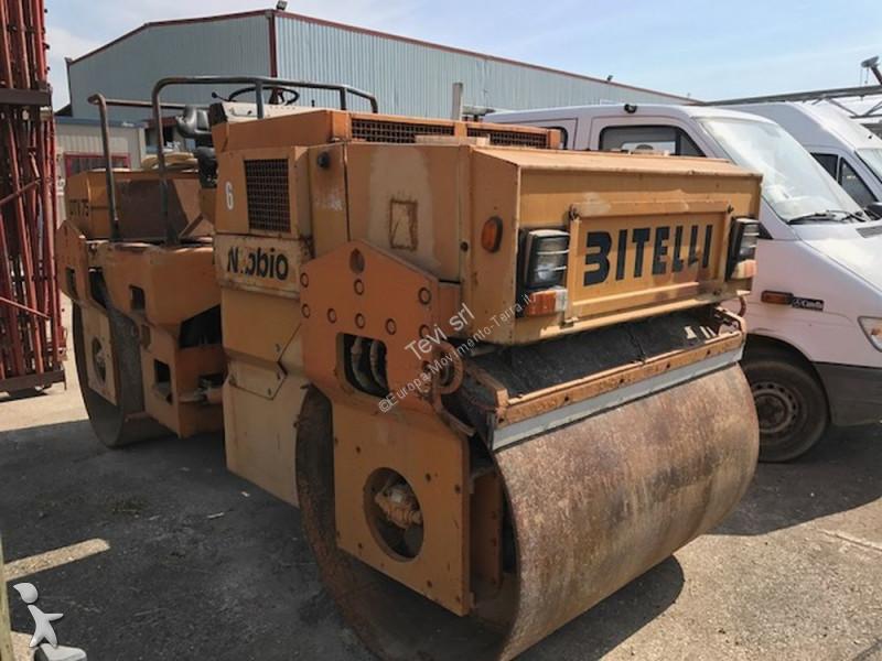 Compactor Bitelli NIBBIO DTV75