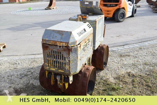 View images Wacker Neuson RT 820 Grabenwalze compactor / roller
