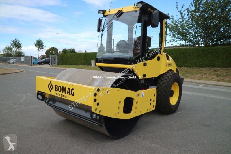 View images Bomag BW 177 D-5 compactor / roller