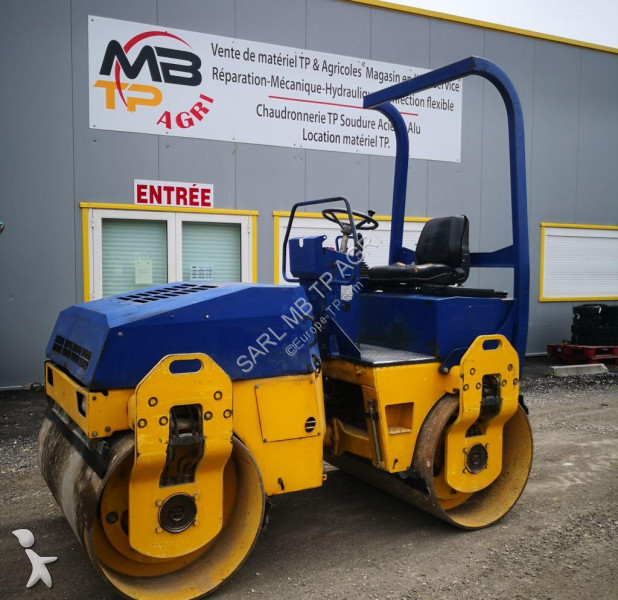 Compacteur Bomag BW138AD