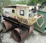 Ingersoll rand trench roller