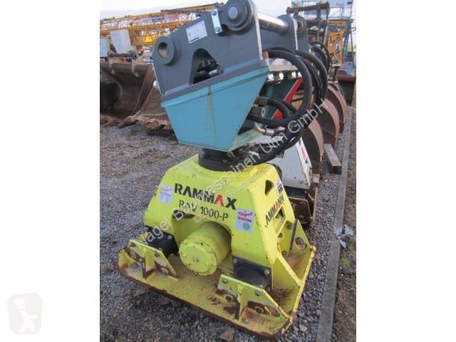 Compactor Rammax RAV 1000-P