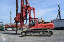 compactador nc DELMAG RH 26 W CAT 330B / Rotary Drilling Rig