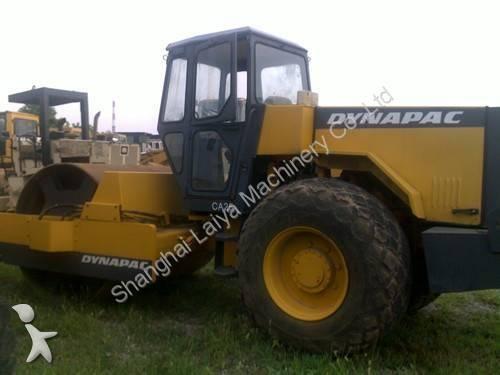 Zobraziť fotky Zhutňovač Dynapac CA25D