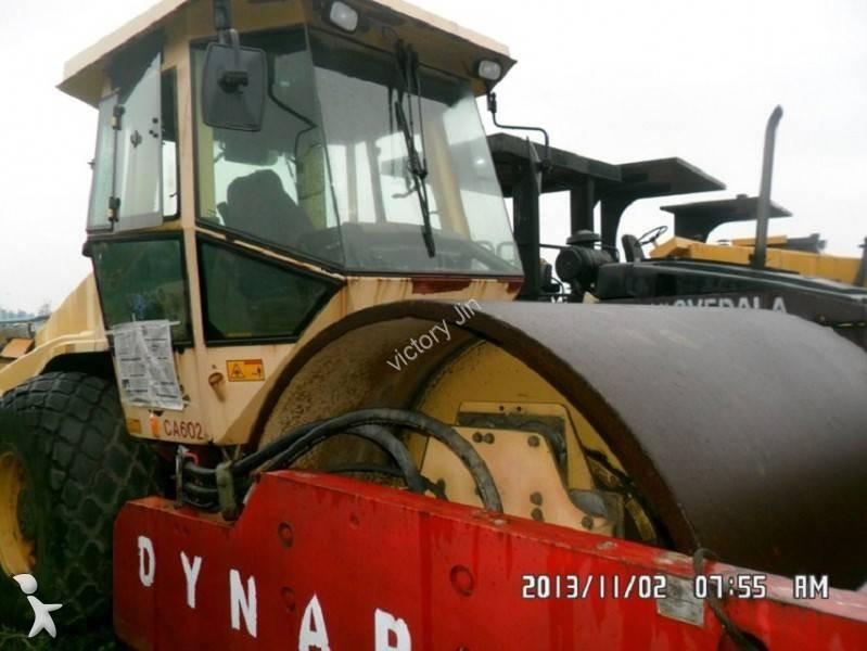 Vedere le foto Compattatore Dynapac CA602D