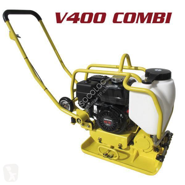 Compacteur nc PLAQUE VIBRANTE PACLITE V400 COMBI