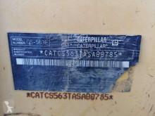 Vedeţi fotografiile Compactor Caterpillar CS563E