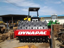 used Dynapac sheep-foot roller CA30D - n°1224173 - Picture 2
