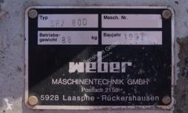 Zobraziť fotky Zhutňovač Weber