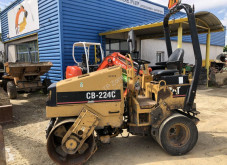 View images Caterpillar CB 224 C CB224 compactor / roller