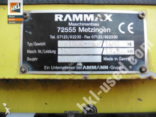 View images Rammax HF compactor / roller