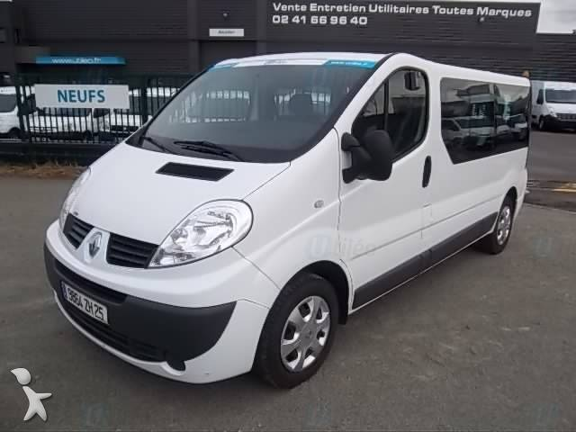 minibus renault trafic l2h1 2 0l dci 90 cv gazoil occasion n 428652. Black Bedroom Furniture Sets. Home Design Ideas