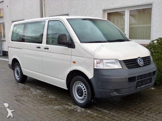 gebrauchter volkswagen kleinbus kombi tdi 8 sitzer mit klima diesel euro 3 n 893370. Black Bedroom Furniture Sets. Home Design Ideas