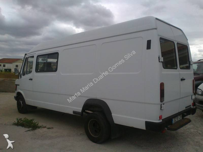 minibus mercedes sprinter 408 d gazoil occasion n 585308. Black Bedroom Furniture Sets. Home Design Ideas