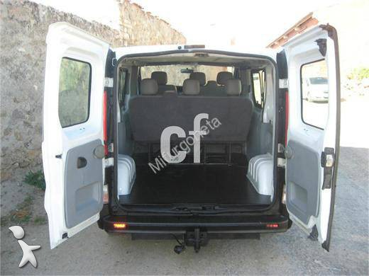 combi renault trafic 2 0l dci 90 cv occasion n 1096782. Black Bedroom Furniture Sets. Home Design Ideas