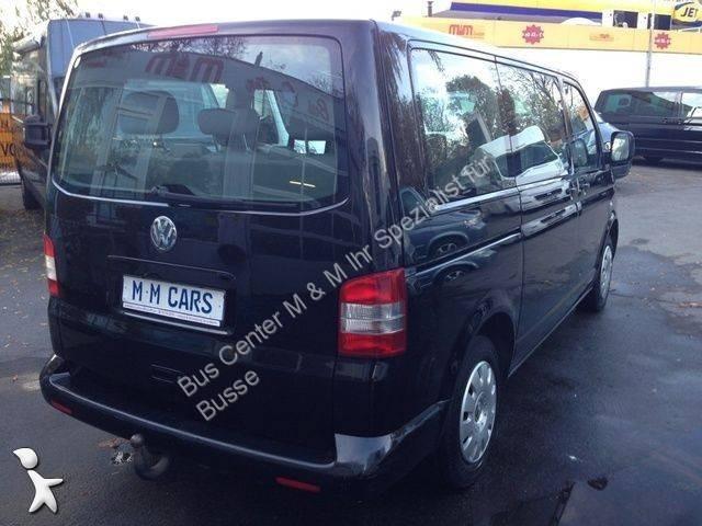 minibus volkswagen multivan t5 trendline 2 5 tdi. Black Bedroom Furniture Sets. Home Design Ideas