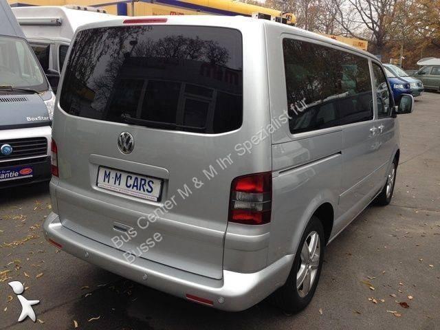 minibus volkswagen multivan t5 united 2 5tdi dsg autom 1. Black Bedroom Furniture Sets. Home Design Ideas