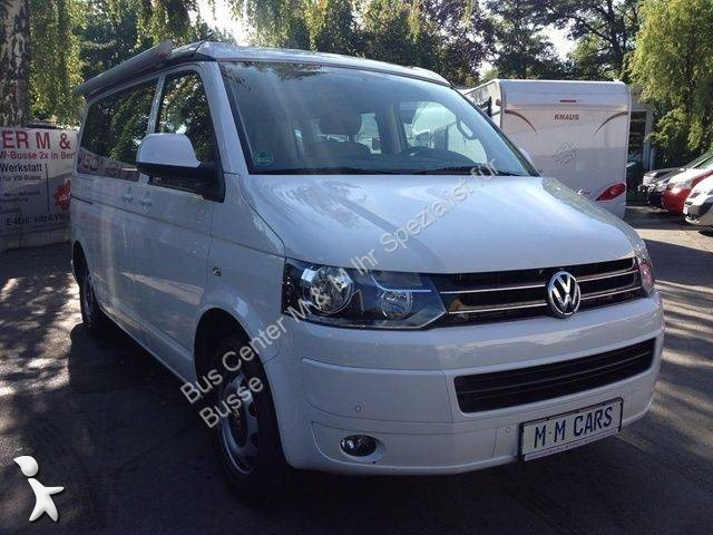 minibus volkswagen california comfortline t5 2 0 tdi dsg getriebe c gazoil euro 5 occasion n. Black Bedroom Furniture Sets. Home Design Ideas