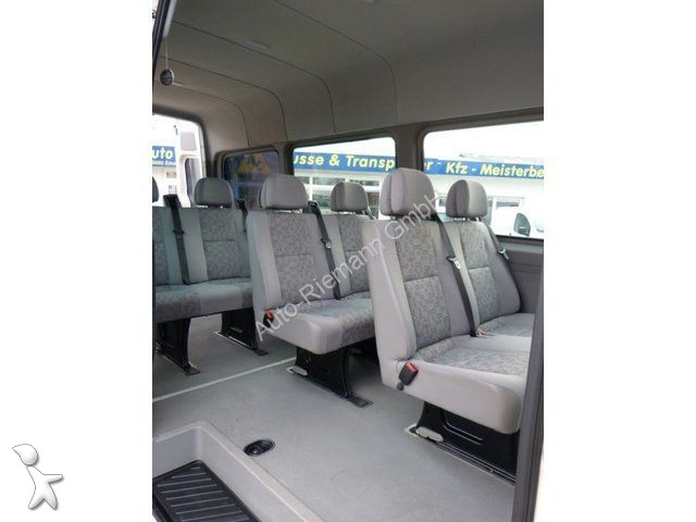 minibus volkswagen crafter 35 kombi 9 sitzer maxi lang mit. Black Bedroom Furniture Sets. Home Design Ideas
