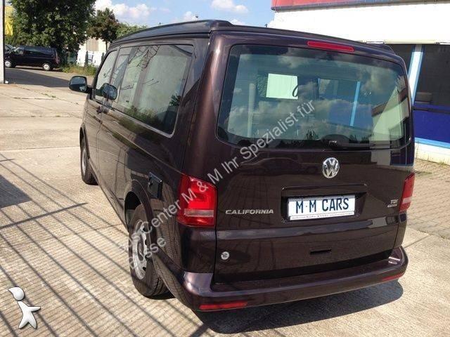 minibus volkswagen california comfortline t5 2 0 tdi bmt standheiz gazoil euro 5 occasion n. Black Bedroom Furniture Sets. Home Design Ideas