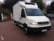Iveco negative trailer body refrigerated van