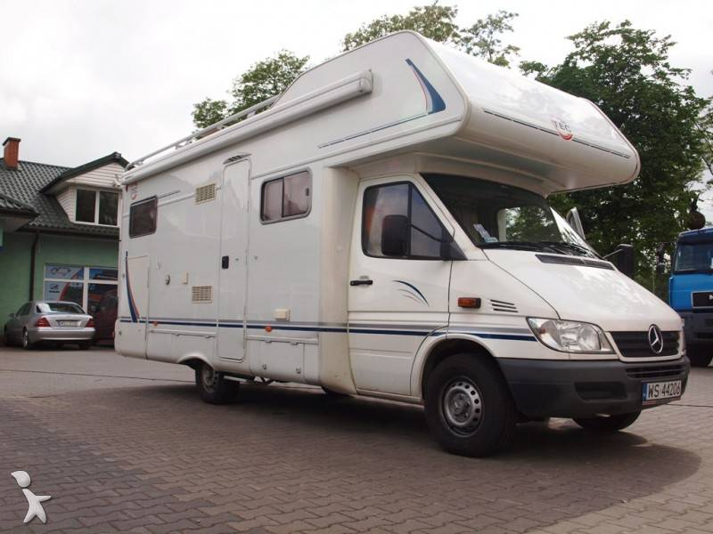 camping-car mercedes sprinter 316 cdi 4x2 occasion