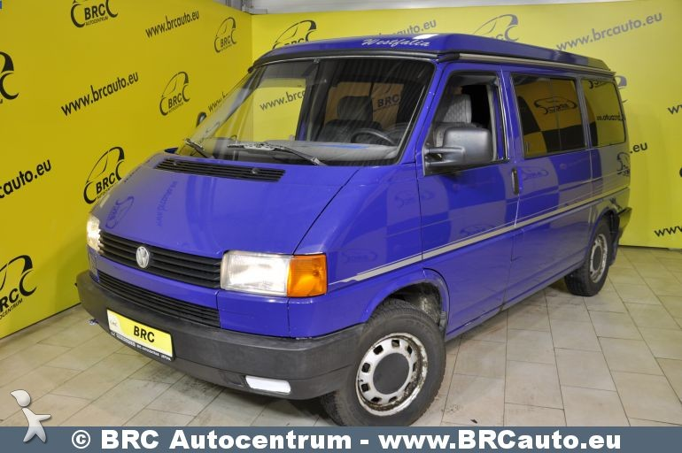 camping car volkswagen multivan 2 4 d westfalia occasion n 757897. Black Bedroom Furniture Sets. Home Design Ideas