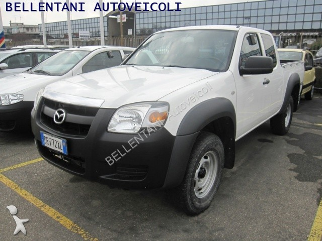 autres utilitaires mazda bt 50 bt 50 2 5 td cat 4x4 double cab active pick up occasion n 901859. Black Bedroom Furniture Sets. Home Design Ideas