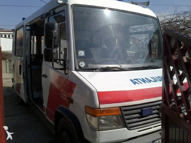 ambulance mercedes vario 512 4x2 occasion n 998848. Black Bedroom Furniture Sets. Home Design Ideas