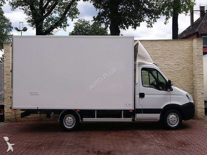 Utilitaire monte meubles iveco daily 35s14 occasion n 568551 - Monte meuble occasion belgique ...