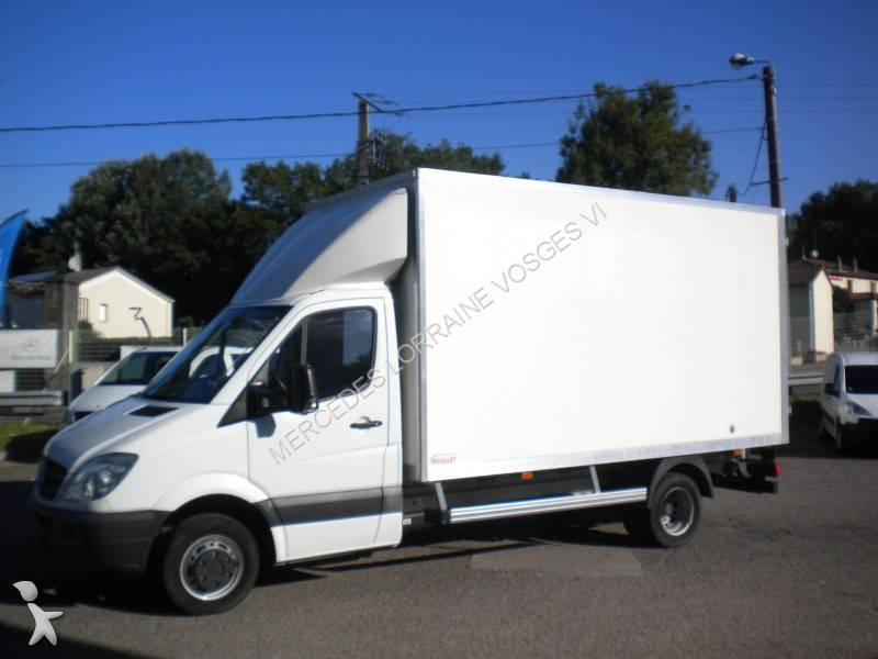 used mercedes sprinter chassis cab 513 cdi n 584680. Black Bedroom Furniture Sets. Home Design Ideas