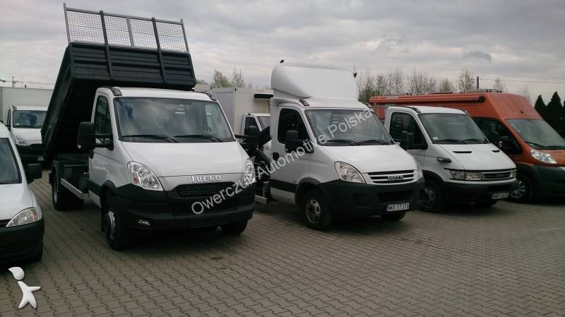utilitaire ch ssis cabine iveco daily 65c15 4x2 occasion n 993214. Black Bedroom Furniture Sets. Home Design Ideas