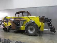 heftruck voor de bouw Manitou MT1840 (Brandschade)