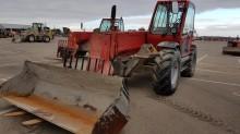 chariot élévateur de chantier Manitou MT 1340 SL