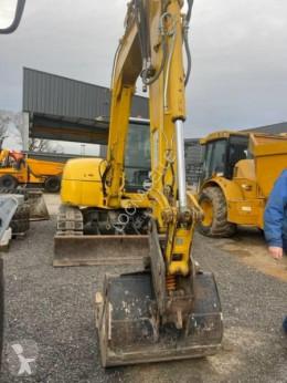 JCB 535 - 145 heavy forklift