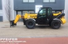 empilhador de obras Haulotte HTL4017 4x4x4 Drive, 4000 kg Capacity, 16.7m Lif